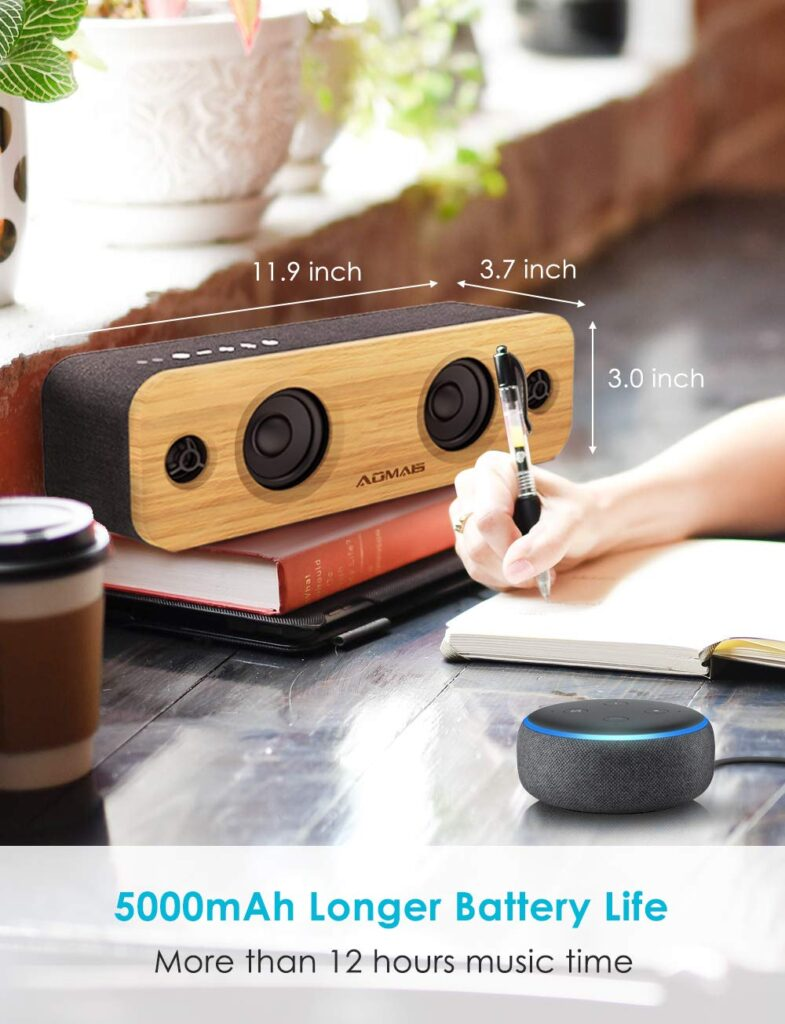 Photo of AOMAIS Life Bluetooth Speakers