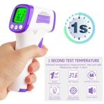 Photo of Adults Infrared Fever Forehead Thermometer