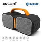 Photo of BUGANI Bluetooth Speaker - 40W Bluetooth 5.0 Waterproof Outdoor Speaker