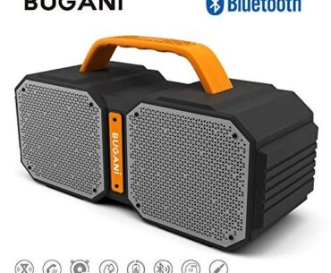 Photo of BUGANI Bluetooth Speaker - 40W Bluetooth 5.0 Waterproof Outdoor Speaker