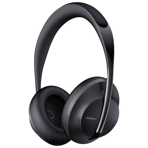 Picture of Bose Noise-Canceling Wireless Bluetooth Headphones 700 with Alexa Voice Control for Airplane