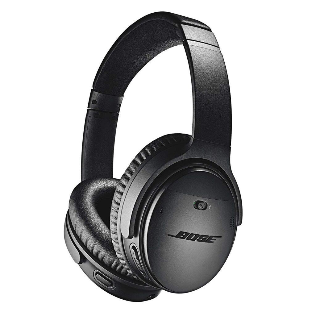 Photo of Bose QuietComfort 35 II Wireless Bluetooth Headphones Perfect for Flights