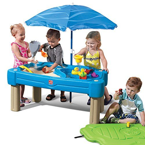 Image of Cascading Cove Sand and Baby Water Table
