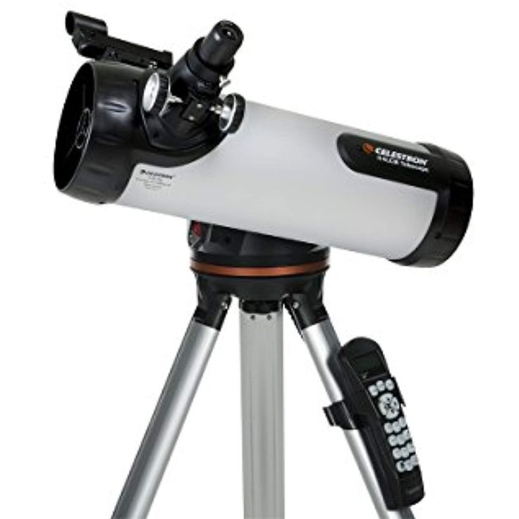 Picture of Celestron 114LCM Computerized Newtonian Telescope