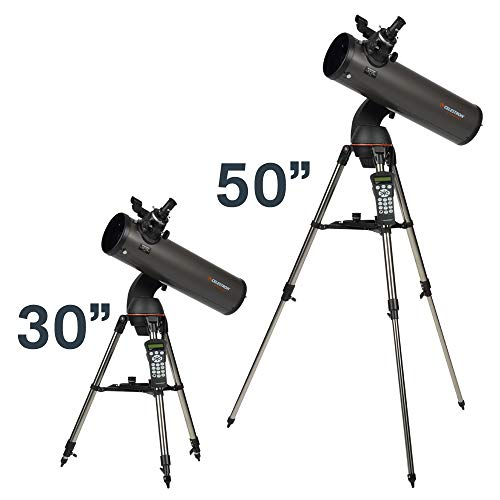 Image of Celestron NexStar Computerized Telescope - Newtonian Reflector Optical Design - SkyAlign Technology