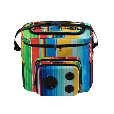 Photo of Cooler with Speakers & Subwoofer for Parties, Festivals, Boat, Beach