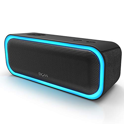 Picture of DOSS SoundBox Pro+ Wireless Bluetooth Speaker with 24W Impressive Sound