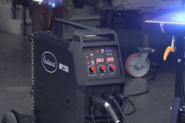 Image of Eastwood MP250I Welder 120/240V MIG TIG Arc/Stick Welder