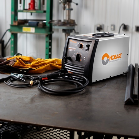 Image of Hobart Handler 210 MVP MIG Welder for Home Use