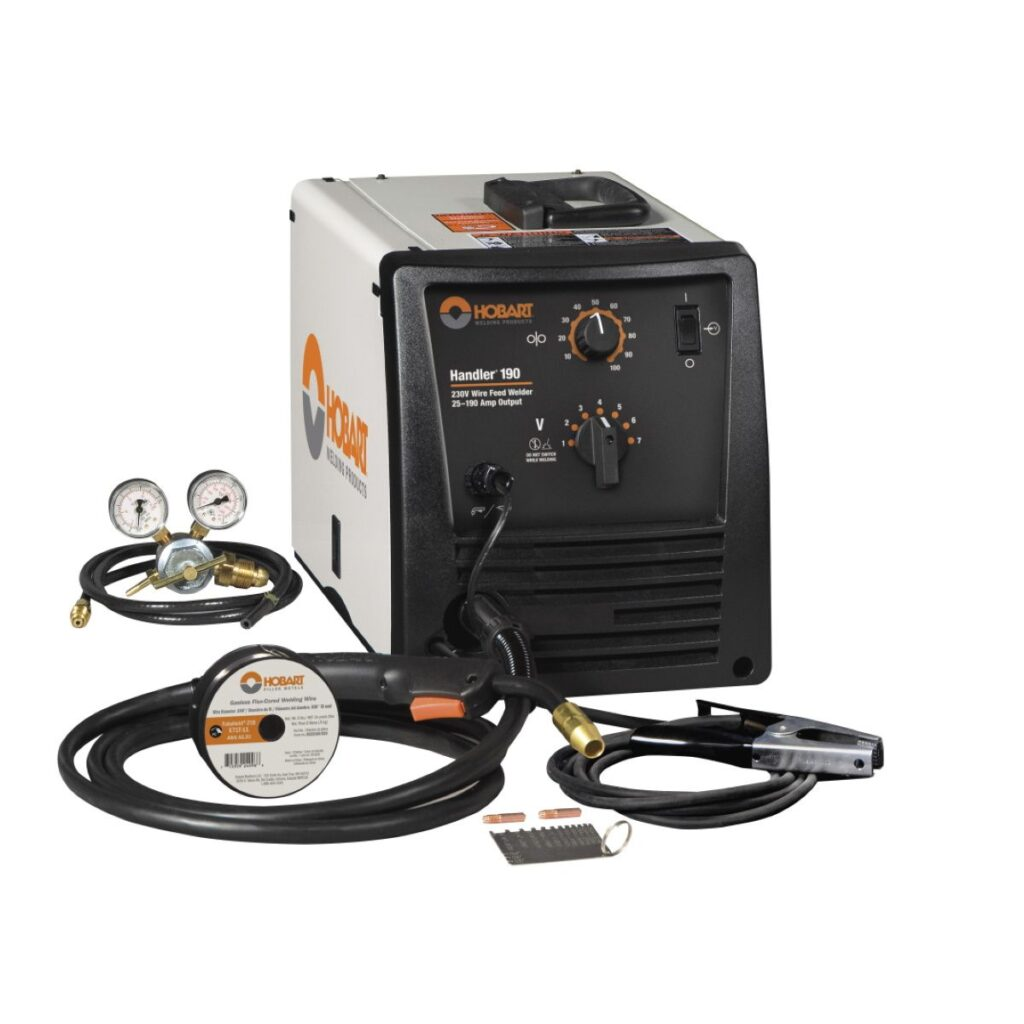 Photo of Hobart Home Handler 190 MIG Welder 230V