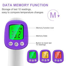Photo of Hotodeal Non-Contact Infrared Thermometer