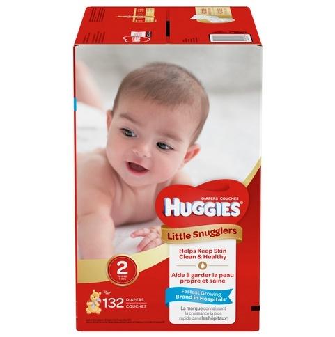 Photo of Huggies Little Snugglers Baby Diapers