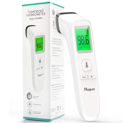 Photo of Hugum Forehead No-Touch Digital Thermometer