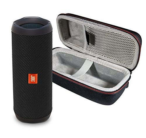 Photo of JBL Flip 4 Portable Bluetooth Speaker with Protective Travel Case