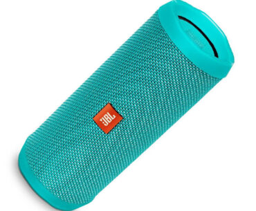 Image of JBL Flip 4 Waterproof Portable Bluetooth Speaker Perfect for Beach