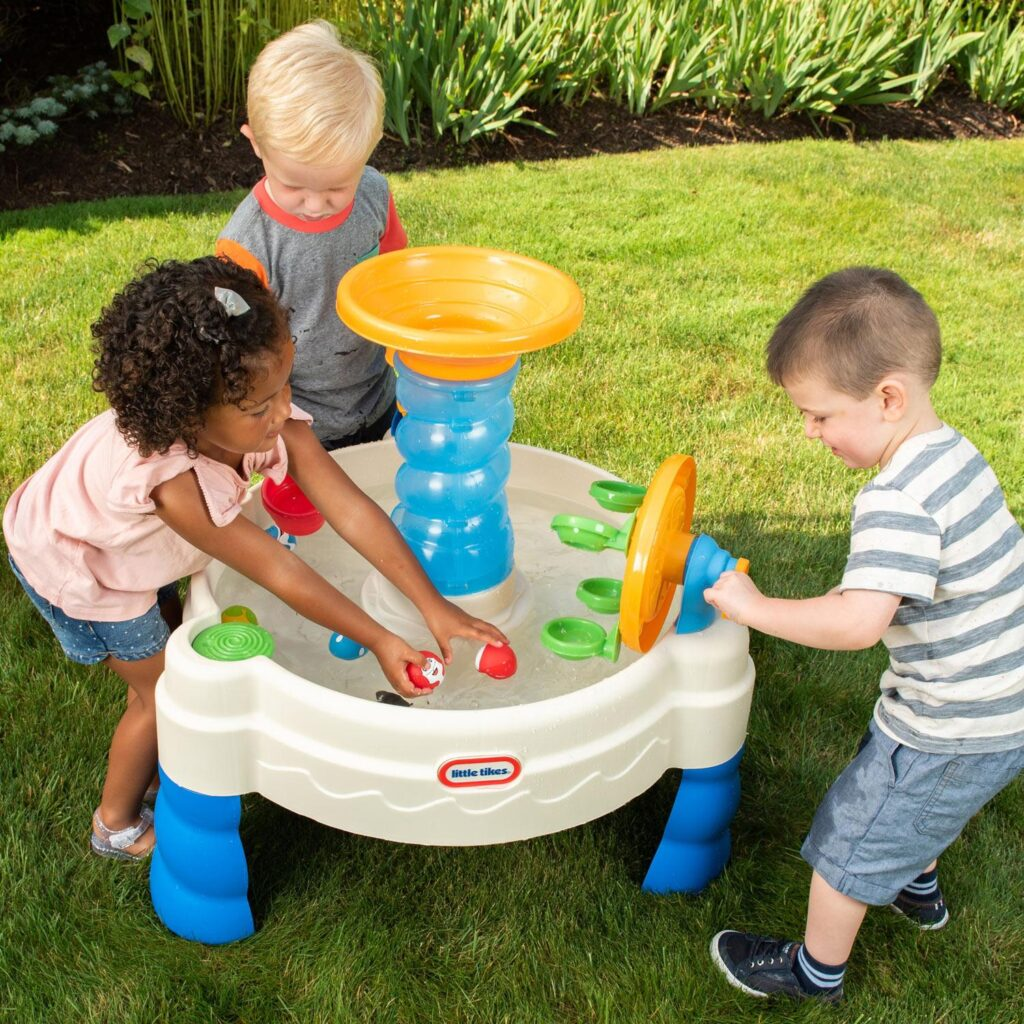 Picture of Little Tikes Spiralin' Seas Waterpark Water Table