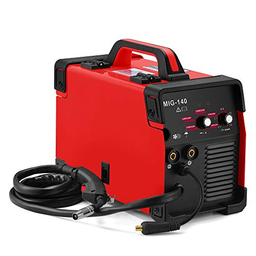 Photo of SUNGOLDPOWER MIG Welder 140A Gas and Gasless Welding