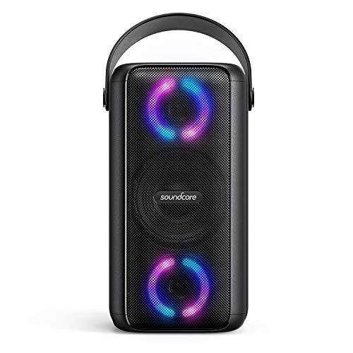 Image of Soundcore Trance Bluetooth Beach Speaker, Party Speaker with 18 Hour Playtime