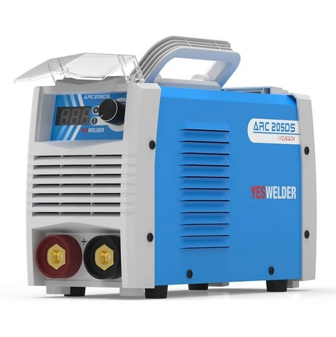 Picture of YESWELDER ARC Welder 205Amp Digital Inverter Home Stick MMA Welder