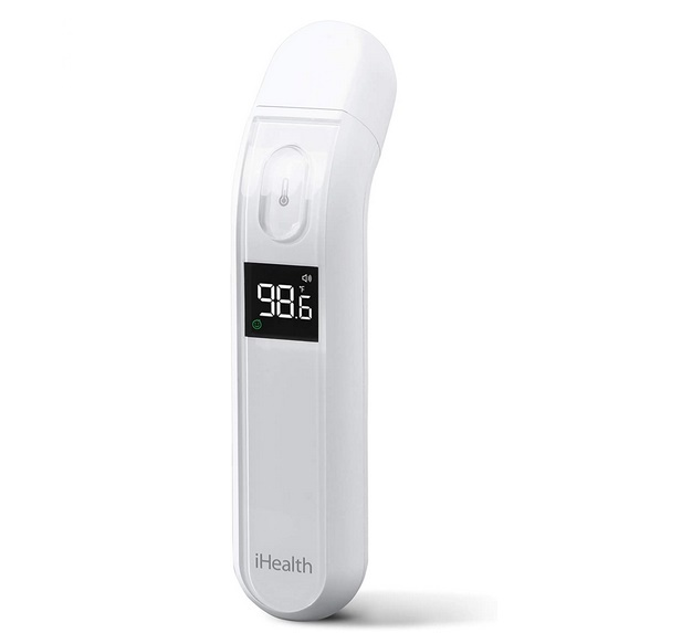 Image of iHealth PT2L Infrared Forehead Thermometer for Accurate Measurements