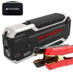 Image of AUTOGEN 4000A Car Jump Starter - Portable Battery Jumper Box Booster Pack for Cars, SUVs, Trucks
