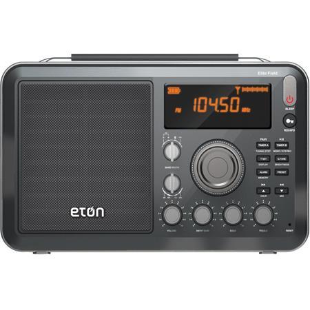 Photo of Eton Elite Field AM - FM Shortwave Desktop Radio with Bluetooth
