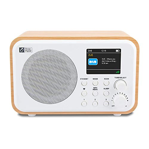 Picture of Ocean Digital WiFi Internet Portable Bluetooth Radios