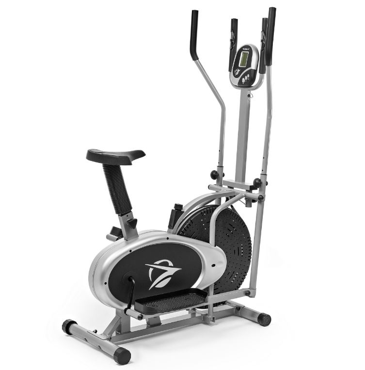 Photo of Plasma Fit 2 in 1 Elliptical and Exercise Bike