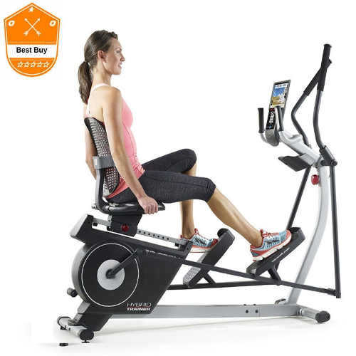Picture of ProForm Hybrid Elliptical and Recumbent Trainer