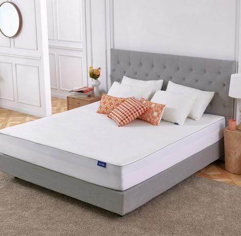 Image of Sweetnight 4 Inch Full-Size Mattress Topper