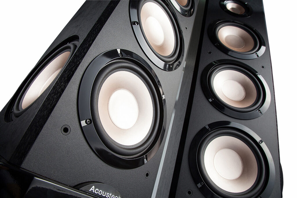 Photo of BIC Acoustech PL-980L-PL-980R 3-Way Floor Tower Speakers