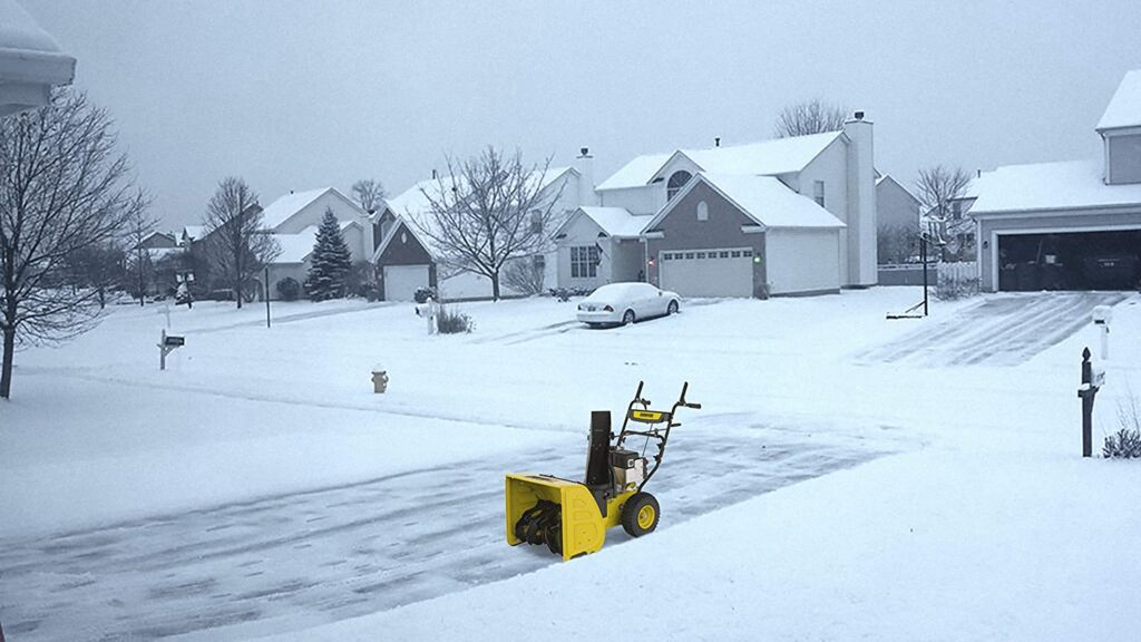 Photo of Champion 224cc Compact Two-Stage Gas Snow Blower
