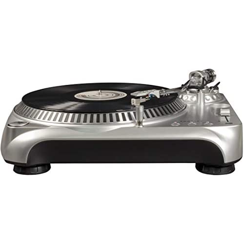 Image of Crosley DJ100 Direct Drive DJ Turntable with Built-in Preamp and RCA/USB Outputs