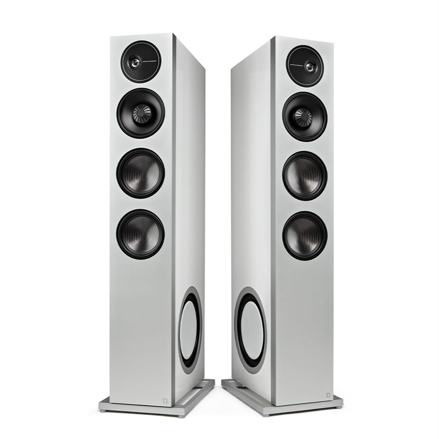 Image of Definitive Technology D17 Demand Series Modern High-Performance 3-Way Tower Speaker Under 5000 Dollars