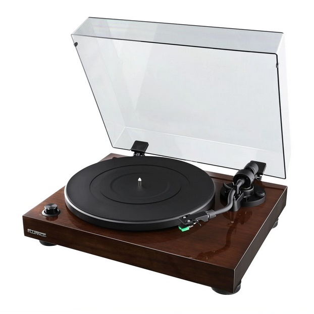 Image of Fluance RT81 Elite High Fidelity Vinyl Turntable Record Player with Built-in Preamp