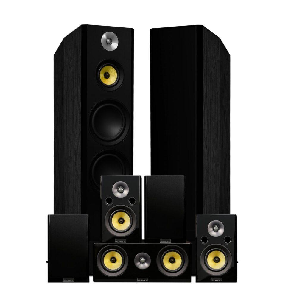 Image of Fluance Signature Series Standing Speakers