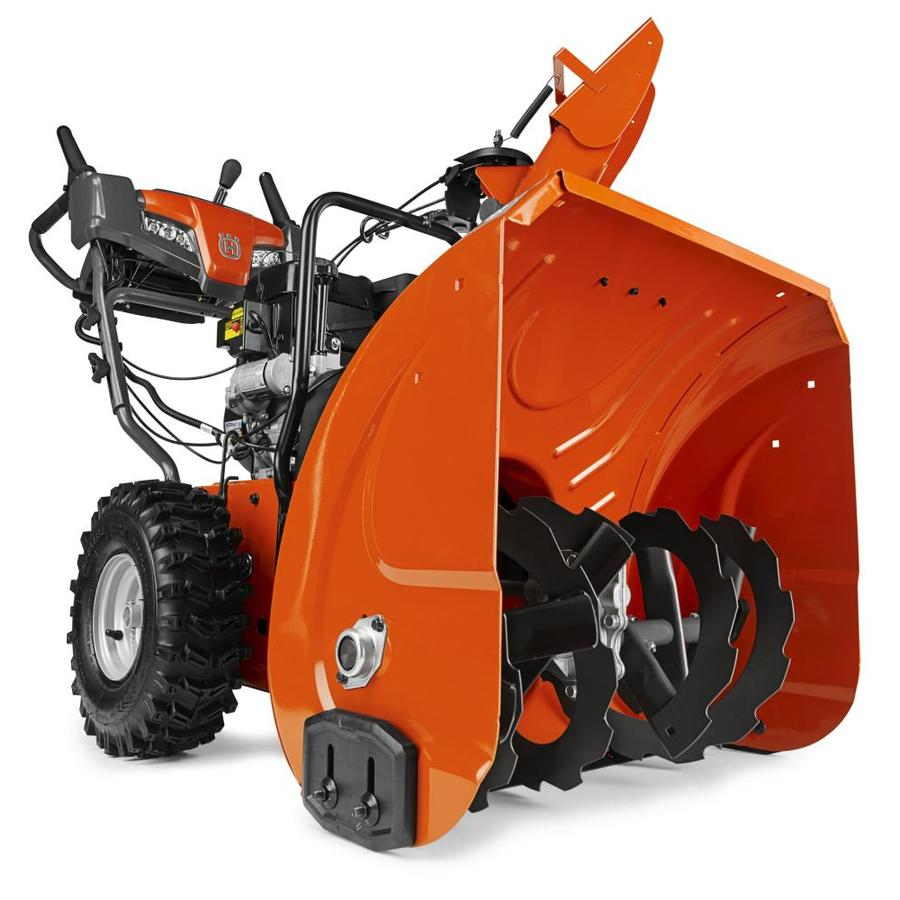 Picture of Husqvarna ST224P Two-Stage Walk Behind Gas Snow Blower