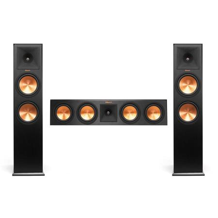 Image of Klipsch RP-450C Center Channel - Home Theater System