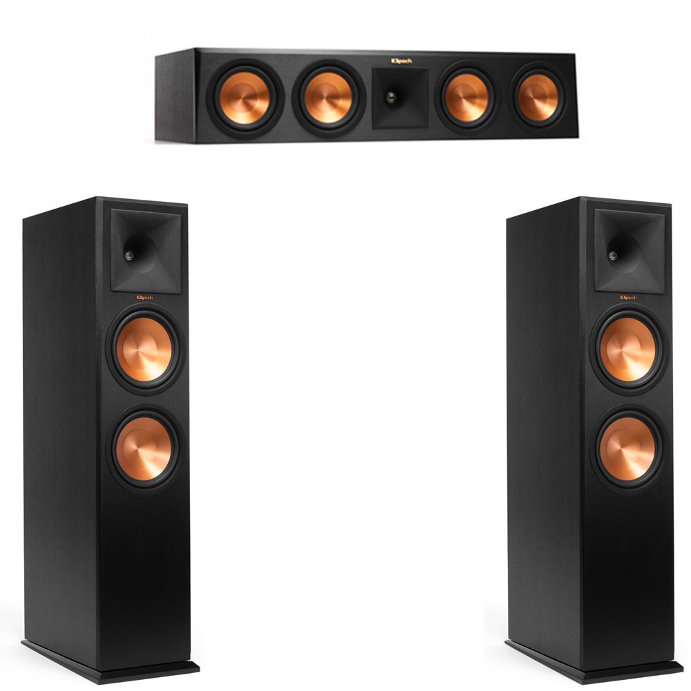 Image of Klipsch RP-8060FA 3.0 Home Theater System Bundle
