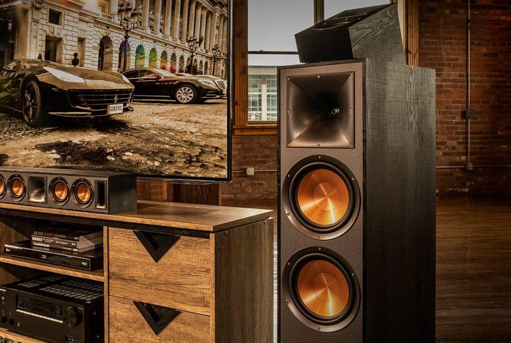 Picture of Klipsch Reference R-820F Floorstanding Speaker
