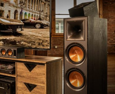 Picture of Klipsch Reference R-820F Floorstanding Speaker