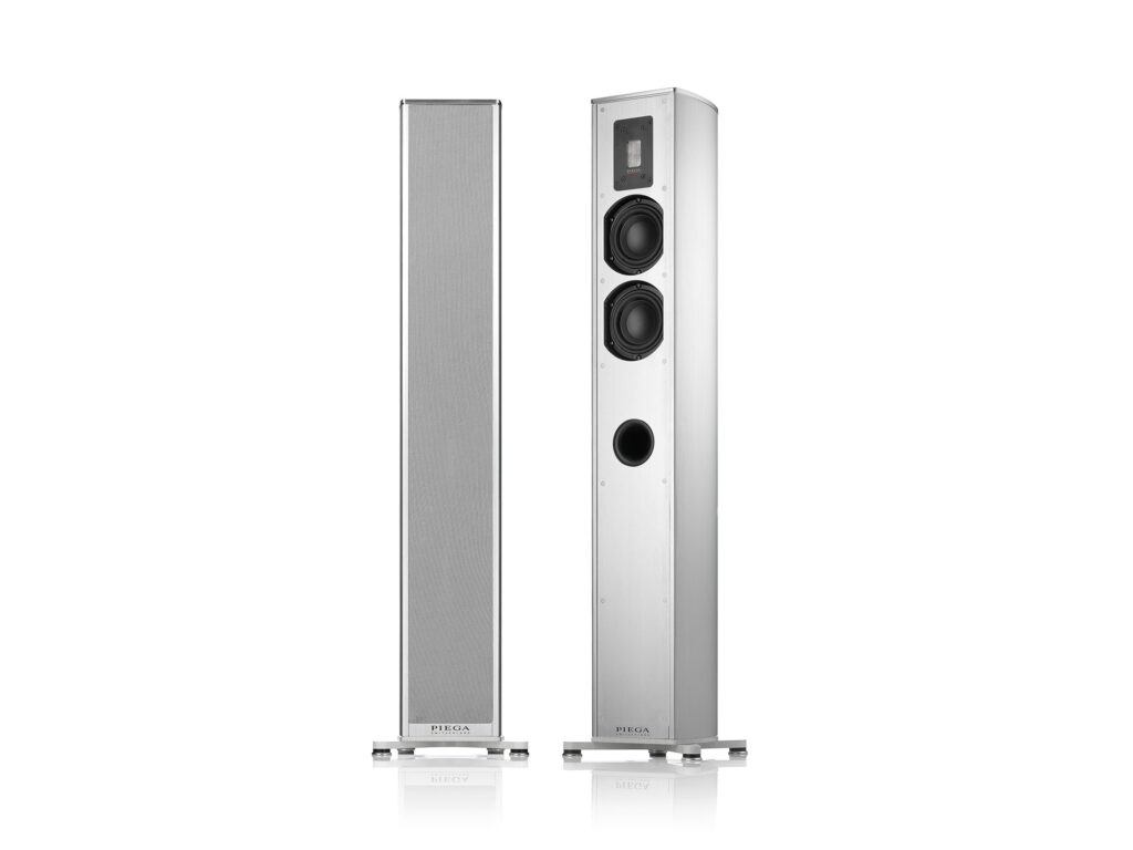 Photo of Piega Premium 501 Wireless Floor-Standing Speakers (Pair) Aluminum under $5000