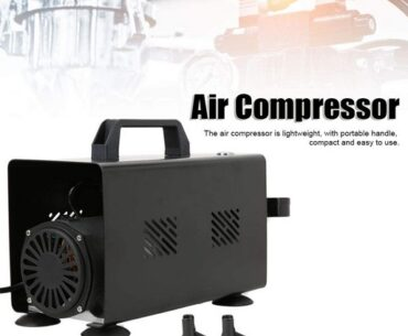 Photo of Piston Type Durable 20-23L Portable Air Compressor