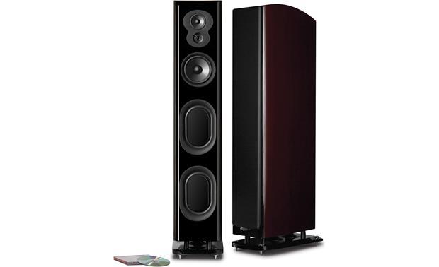 Image of Polk Audio LSiM 705 Superior Floorstanding Tower Speaker
