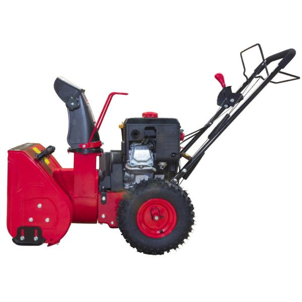 Image of PowerSmart Walk from Behind DB7622H Two-Stage Gas Snow Blower