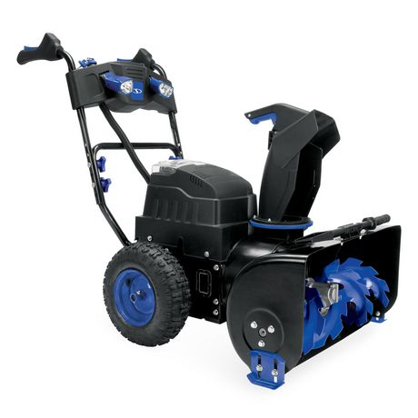Image of Snow Joe iON8024-XR Cordless Two-Stage Snow Blower Kit