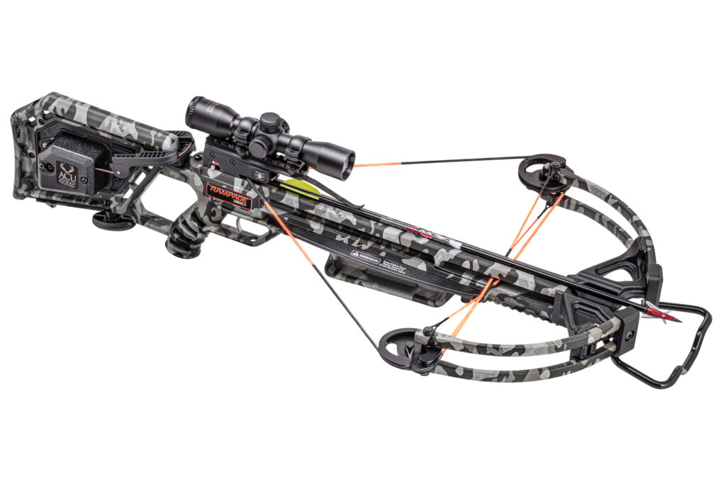 Picture of TenPoint Wicked Ridge Rampage 360 Cocking Device Crossbow Package