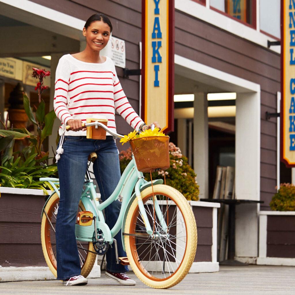 "Photo of 24"" Huffy Women's Nel Lusso Cruiser Bike"