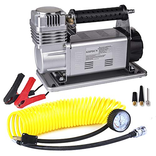 Image of BELEY Portable 12V Portable Air Compressor for Car, Truck, SUV Tires