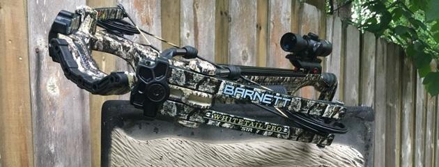 Picture of Barnett Whitetail Pro STR Crossbow 400 Feet Per Second